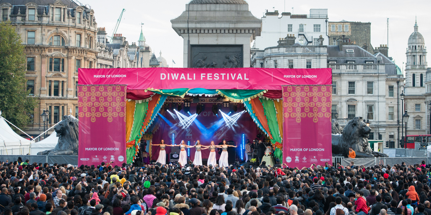 #MyDiwali - What Diwali means to me | London City Hall