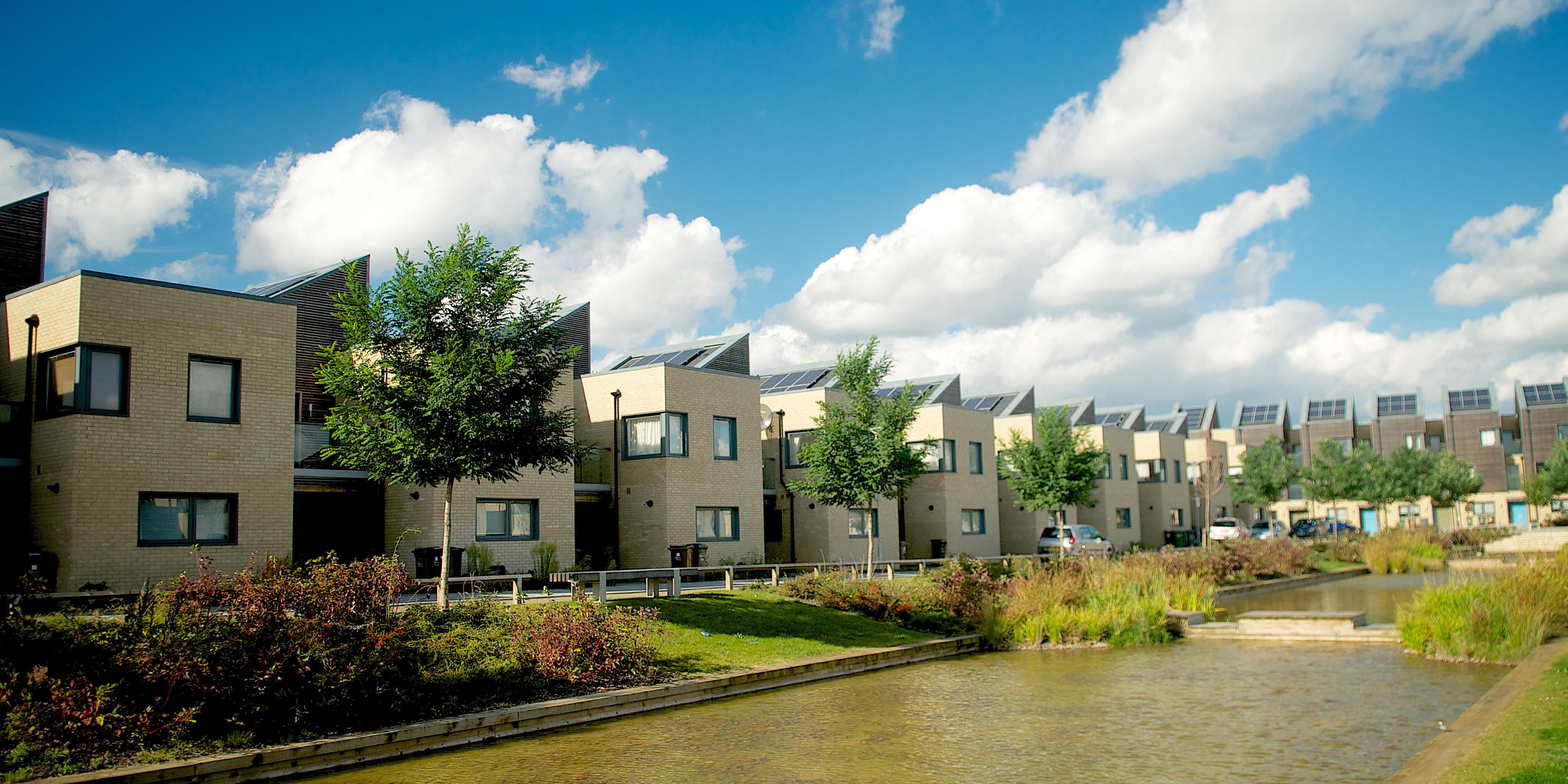 Barking Riverside New Homes