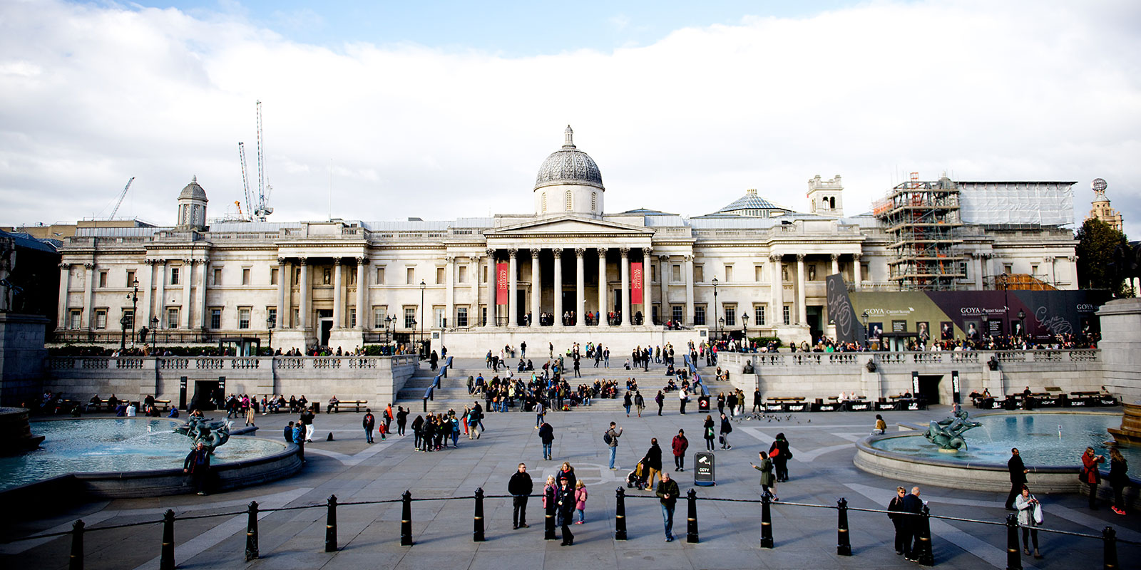 Visit Trafalgar Square | London City Hall