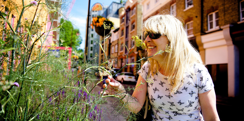 Mayor's biodiversity strategy london