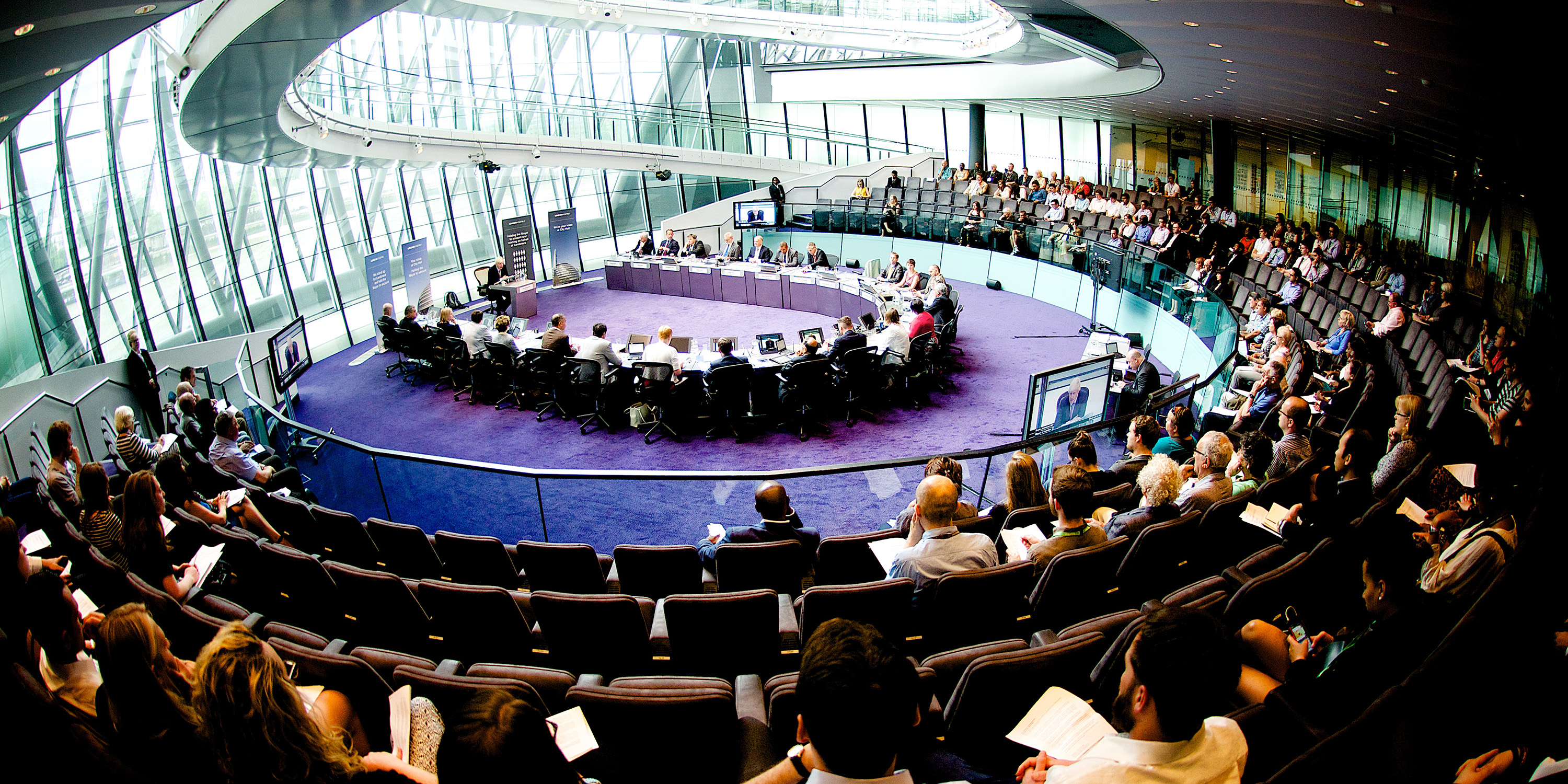coming up next week at the london assembly  02  16