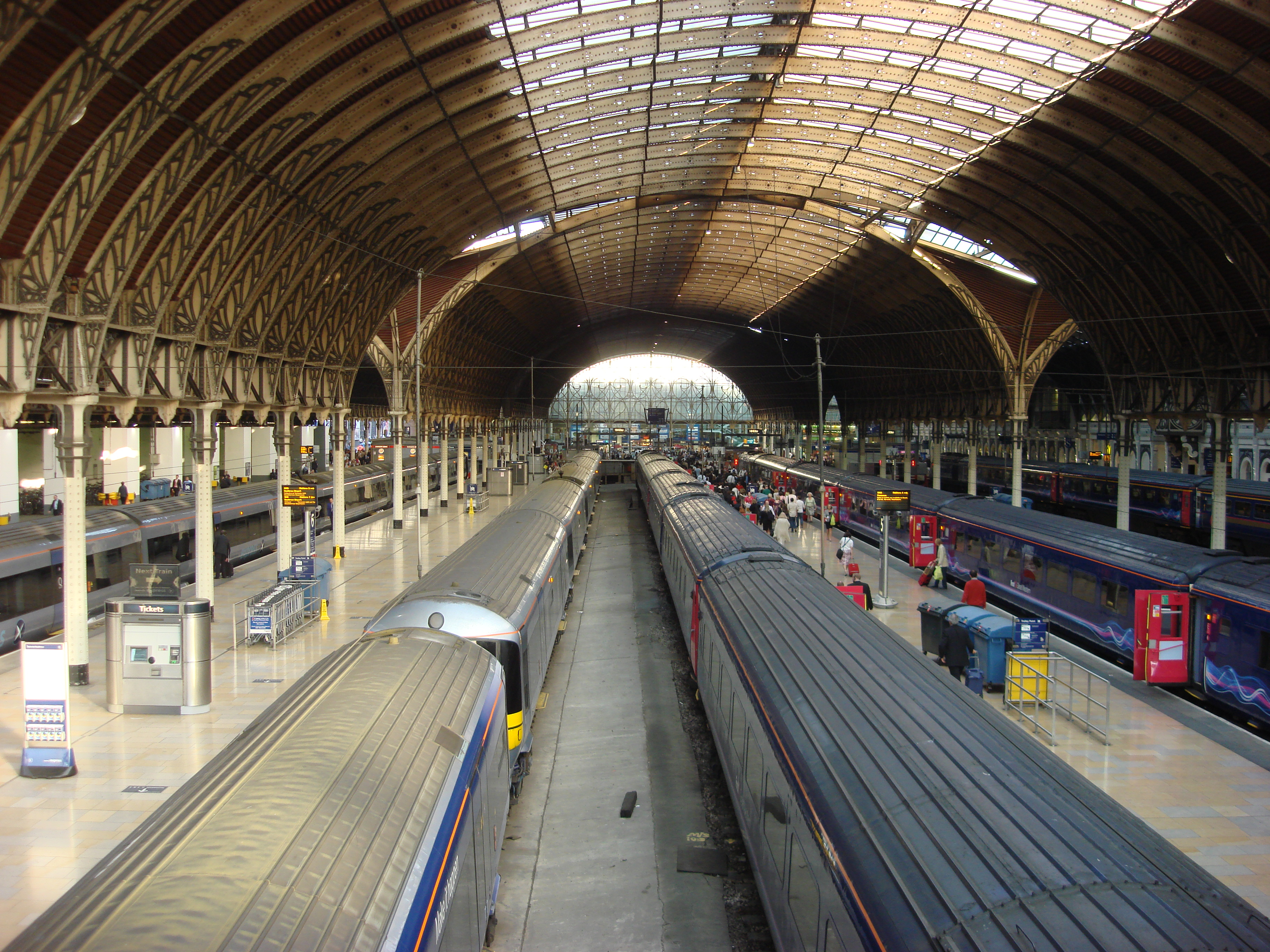 Improving London S Railways London City Hall