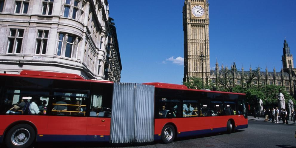 Bendy Bus Big Ben