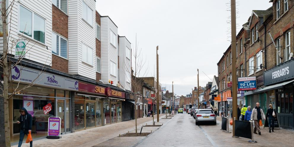 Wonderful Regeneration Project: Bromley Town Centre