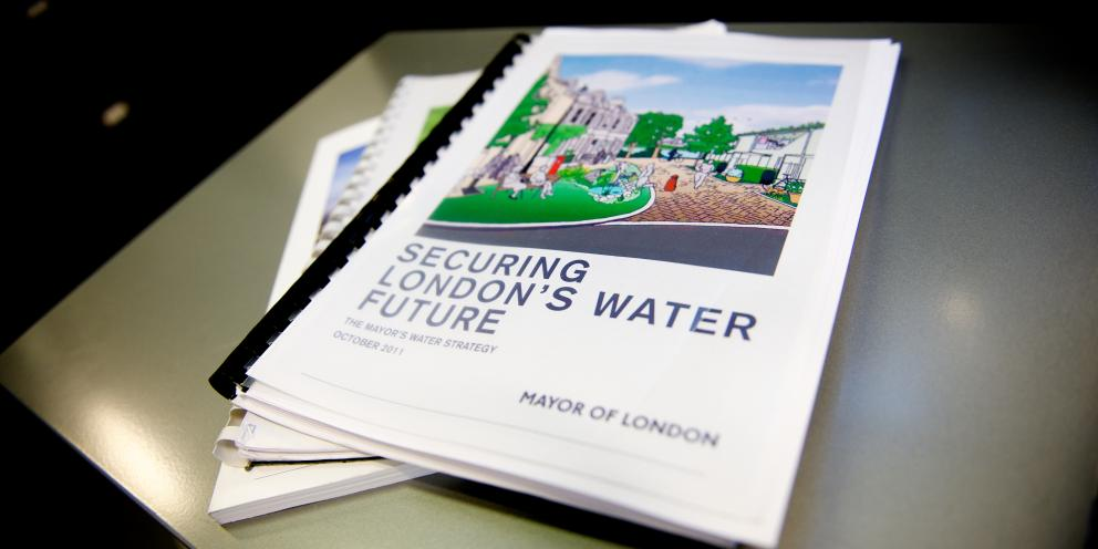 Securing London's water future