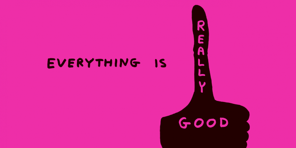 David Shrigley Really Good