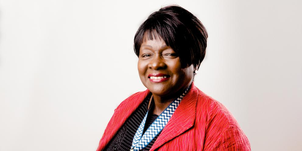Jennette Arnold, Chair of the London Assembly