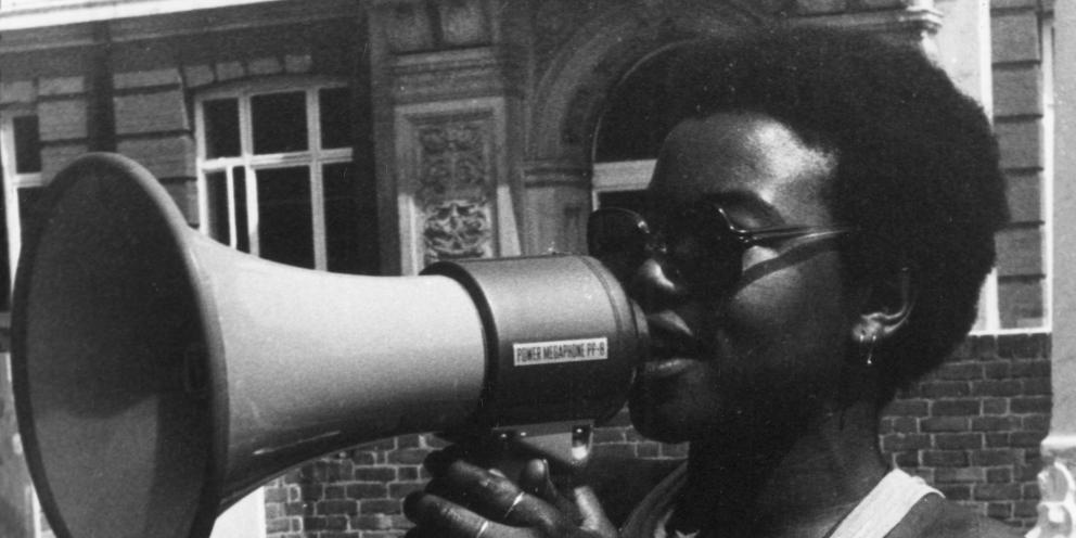 Olive Morris. Credit: Lambeth, Archive
