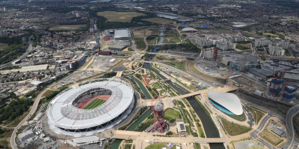 Queen Elizabeth Olympic Park Smart London Case Study