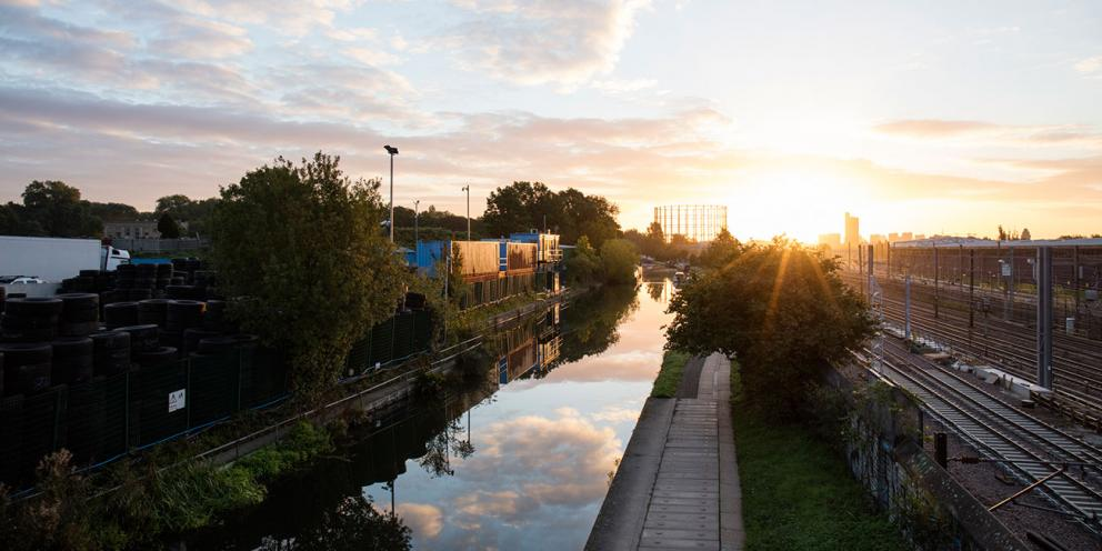Grand Union Canal