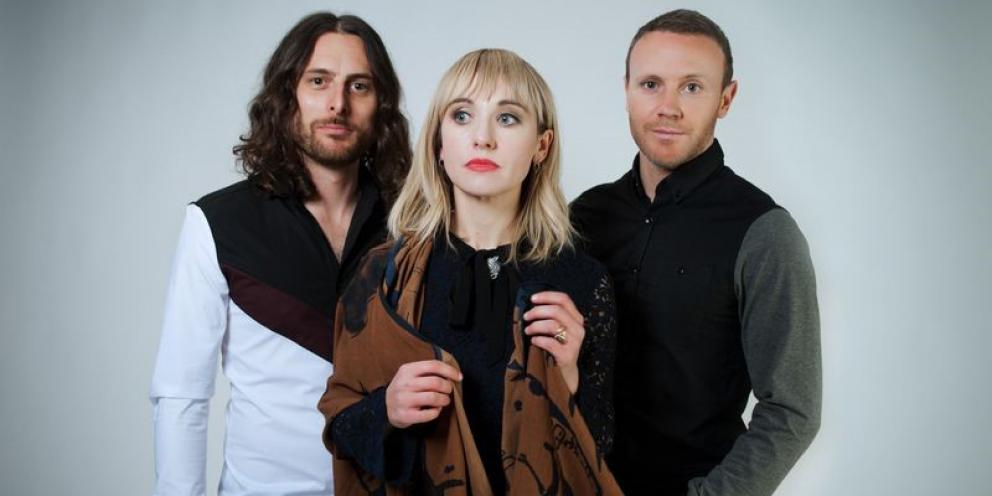 The Joy Formidable Sounds Like London