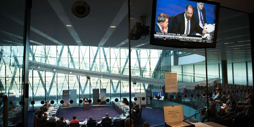 Mayor's Question Time