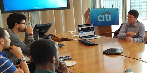 Citi Team London