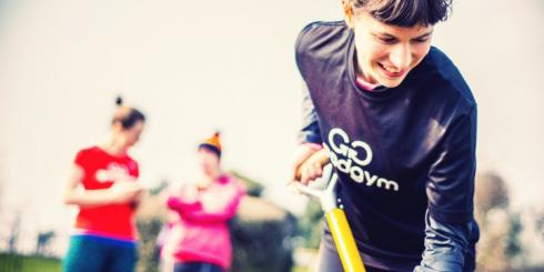 GoodGym volunteering