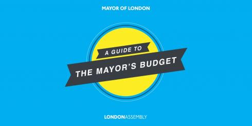 A guide to The Mayor of London's Budget