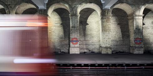 A disused platform at Gloucester Road station will become the site of a new sculpture