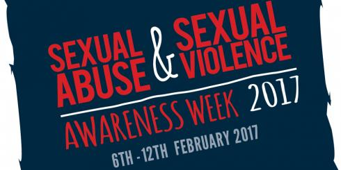 Sexual Abuse and Sexual Violence Awareness Week 2017, 6-12 February 2017