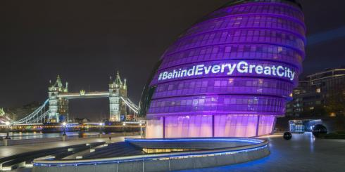 #BehindEveryGreatCity project on City Hall