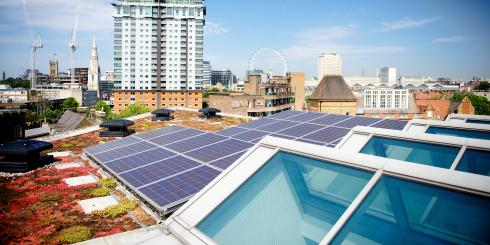 Delivering London's Energy Future