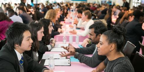 Explore Your Horizons: Speed Networking Event 2018