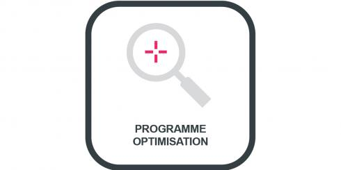 Programme optimisation