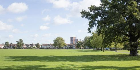 OPDC - little Wormwood Scrubs