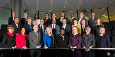London Assembly members