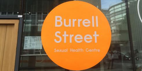 Burrell Street, Sexual Health Centre