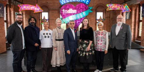 Waltham Forest London Borough of Culture 2019