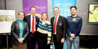 Natixis providence row partnership launch