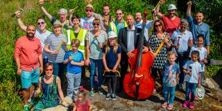RUSS Ladywell SelfBuild Community Space