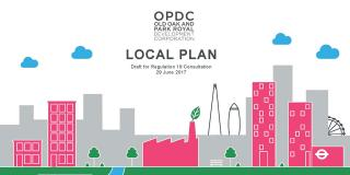 OPDC - Reg 19 draft Local Plan
