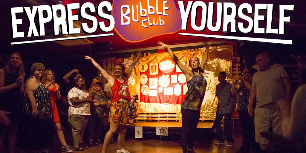 Keep London's legendary Bubble Club OPEN