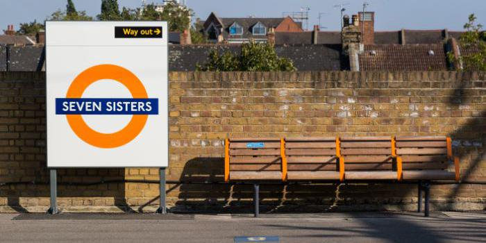 Seven sisters station