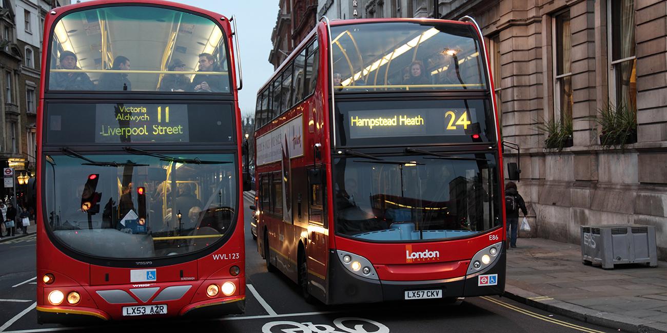Crime On Public Transport London City Hall