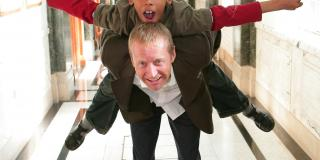 Could you be a positive male role model? Mentor a child with Chance UK image