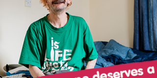 Christmas Eve or Christmas Day Volunteer at a homeless hostel image