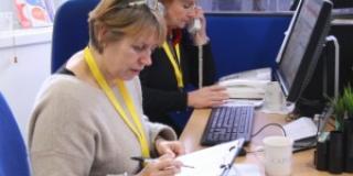 Welcome Desk Volunteer image