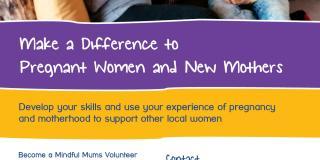 MIndful Mums Befreinder Volunteer image