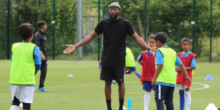 Football Coach Wapping Youth FC image