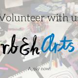 rb&hArts: Volunteer with us