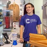 CRUK Shop Volunteer