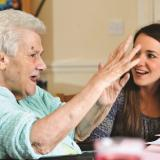 Shared Reading in Care Homes