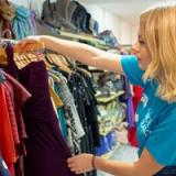 Cancer Research UK Shop Volunteer